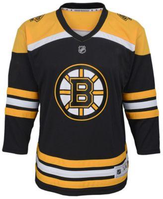 blank boston bruins jersey