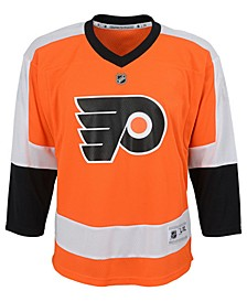 Philadelphia Flyers Blank Replica Jersey, Big Boys (8-20)
