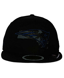 New Era New England Patriots State Flective Metallic 59FIFTY Fitted Cap