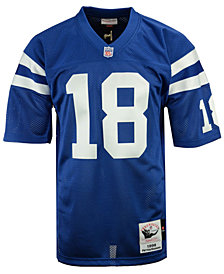 Mitchell & Ness Men's Peyton Manning Indianapolis Colts Authentic Football Jersey