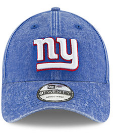 New Era New York Giants Italian Washed 9TWENTY Cap