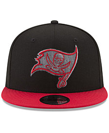 New Era Tampa Bay Buccaneers Heather Pop 9FIFTY Snapback Cap
