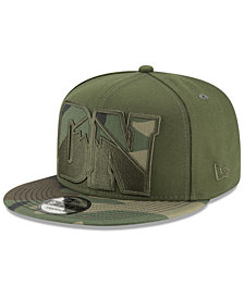 New Era Denver Nuggets Operation Camo 9FIFTY Snapback Cap
