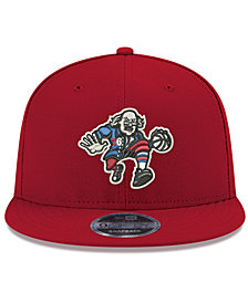 New Era Philadelphia 76ers Basic Link 9FIFTY Snapback Cap