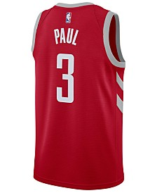 Nike Men's Chris Paul Houston Rockets Icon Swingman Jersey