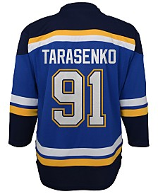 Authentic NHL Apparel Vladimir Tarasenko St. Louis Blues Player Replica Jersey, Little Boys (4-7)