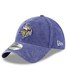 New Era Minnesota Vikings Italian Washed 9TWENTY Cap