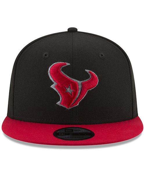 2d704fa5 australia houston texans new era nfl heather pop 9fifty snapback cap ...