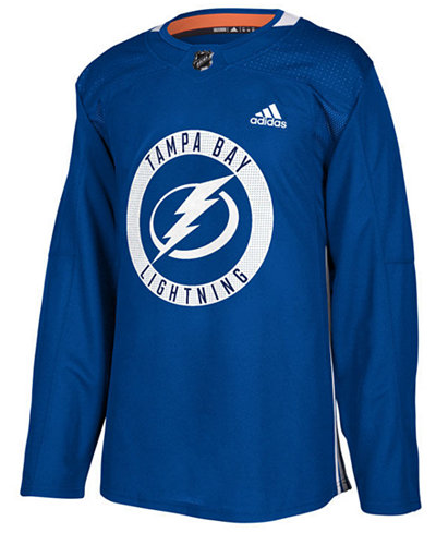 adidas Men's Tampa Bay Lightning Authentic Pro Practice Jersey