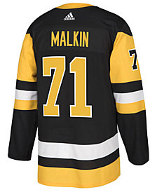 adidas Men's Evgeni Malkin Pittsburgh Penguins Authentic Player Jersey