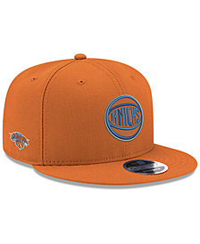 New Era New York Knicks Basic Link 9FIFTY Snapback Cap