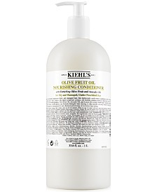 Kiehl's Since 1851 Olive Fruit Oil Nourishing Conditioner, 33.8 fl. oz.