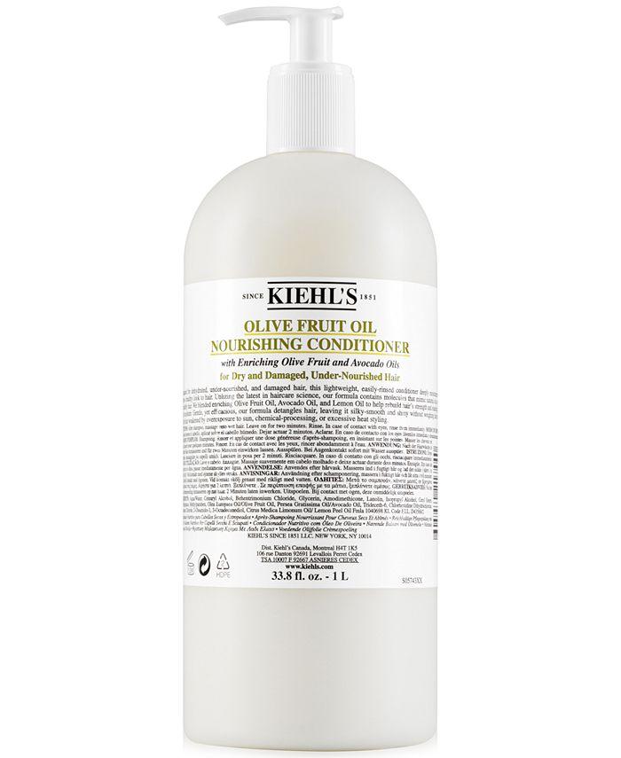 Kiehl's Since 1851 - Olive Fruit Oil Nourishing Conditioner, 33.8 fl. oz.