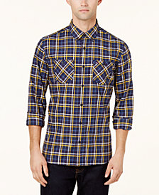 Tommy Hilfiger Men's Wyatt Plaid Shirt