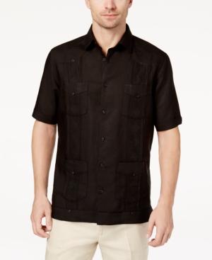Tasso Elba Men's Guayabera Shirt, Created for Macy's