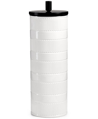 York Avenue Tall Canister by Kate Spade New York