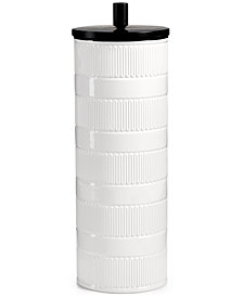 kate spade new york York Avenue Tall Canister