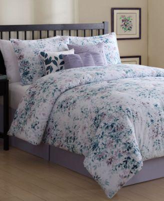 Petra 7-Pc. Queen Comforter Set