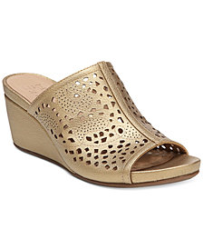 Naturalizer Charlotte Wedge Sandals