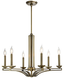 Livex Trumbull 6-Light Chandelier