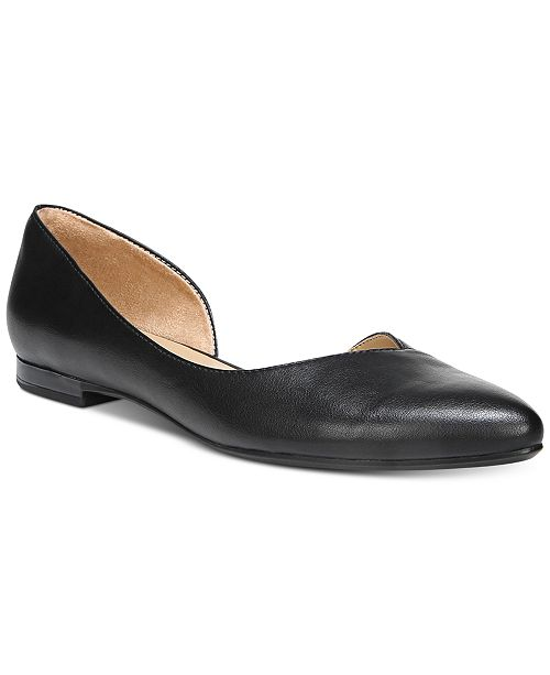 Naturalizer Evelyn Flats Women's Shoes OlZRBK62