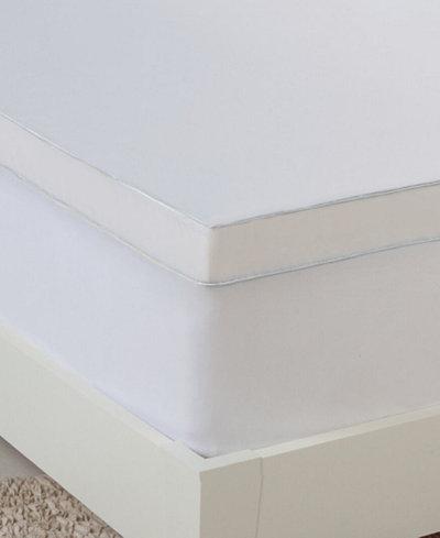 Comfort Revolution Hydraluxe Gel™ Cooling Memory Foam Mattress Toppers