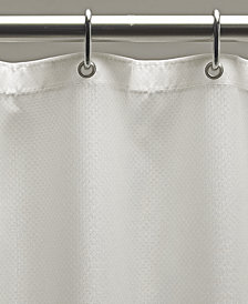Excell Weighted Fabric 70 X 72 Shower Curtain Liner