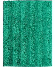 "LAST ACT! Home Luster Stripe 17"" x 24"" Bath Rug"