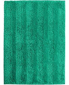 "Mohawk Home Luster Stripe 17"" x 24"" Bath Rug"