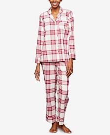Cotton Nursing Pajama 2-pc. Set