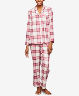 Image of A Pea In The Pod Cotton Nursing Pajama 2-pc. Set