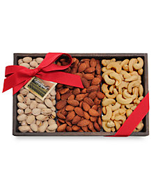 Torn Ranch, Deluxe Nut Trio Gift Basket