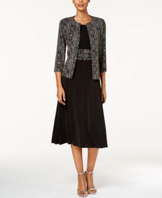 Jessica Howard Dress and Jacket