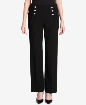 Wide Leg Sailor Pants eA8s0M8T
