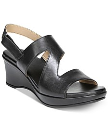 Valerie Wedge Sandals