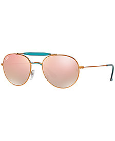 Ray-Ban Sunglasses, RB3540 56