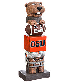 Evergreen Enterprises Oregon State Beavers Tiki Totem