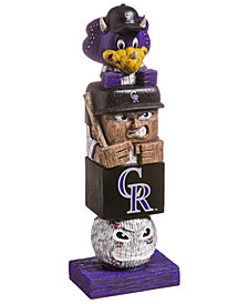 Evergreen Enterprises Colorado Rockies Tiki Totem