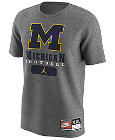 Nike Men's Michigan Wolverines Retro T-Shirt