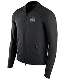 Nike Men's Ohio State Buckeyes Sideline Coaches Jacket