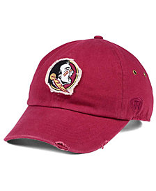 Top of the World Florida State Seminoles Rugged Relaxed Cap