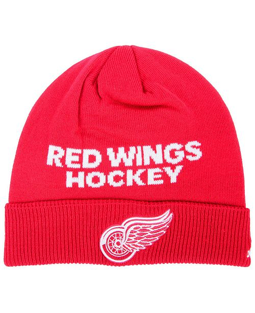 adidas Detroit Red Wings Player Knit