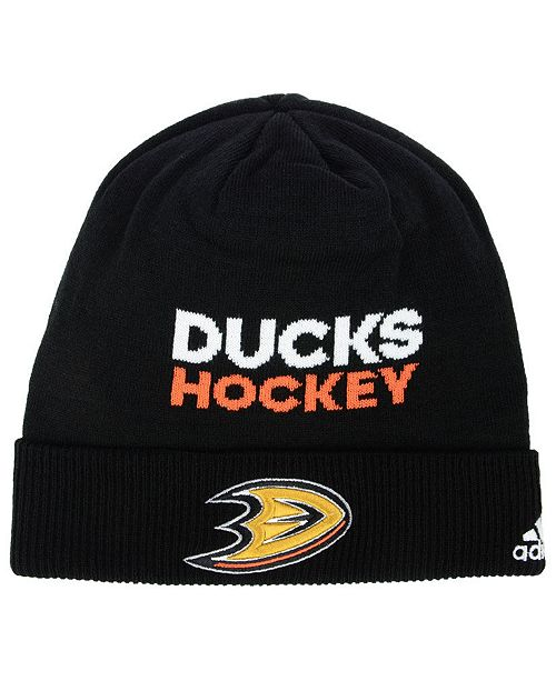 adidas Anaheim Ducks Player Knit