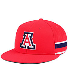 Nike Arizona Wildcats True Woven Stripe Snapback Cap