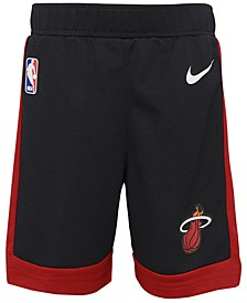 Miami Heat Icon Replica Shorts, Little Boys (4-7)