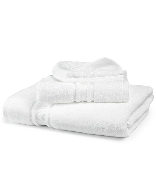 Hotel Collection CLOSEOUT! Quick-Dry Supima® Cotton Hand Towel, Created for Macy's