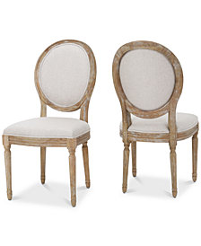 Kerwyn Dining Chair (Set Of 2), Quick Ship