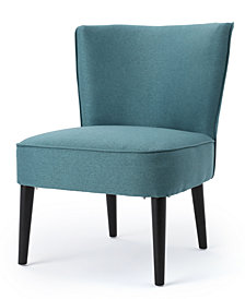 Zaidan Accent Chair, Quick Ship