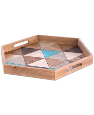Shiraleah Sedona Hexagon Tray