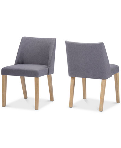 Dalien Side Chair (Set Of 2), Quick Ship